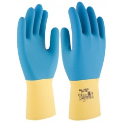 GUANTE LATEX NATURAL BI-NEOX HP300 TALLAS 7-10