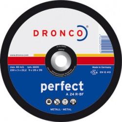 DISCO DRONCO A24R 115X3,0X22,2 C.METAL