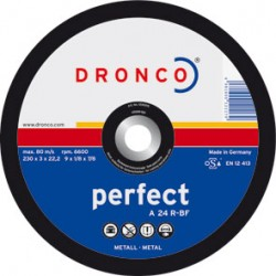 DISCO DRONCO A24R 230X3,0X22,2 C.METAL