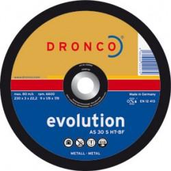 DISCO DRONCO AS30S-HT 230X3,0X22,2 C.MET