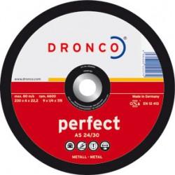 DISCO DRONCO A24/30P 230X6,0X22,2 DESBAS