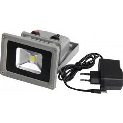 PROYECTOR LED 10W C/BATE.800LUM.1180510