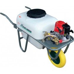 FUMIGADORA GAS.1 RUE.4T 2,5HP 100L 20BAR