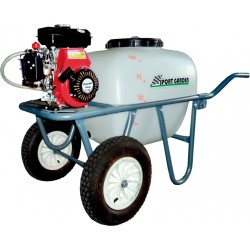 FUMIGADORA GAS.2 RUE.4T 2,5HP 100L 20BAR