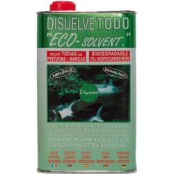 DISOLVENTE ECOLOGICO ECO-SOLVENT 1 L.