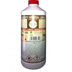 DISOLVENTE UNIVERSAL RM-40 1L. PLASTICO