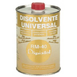 DISOLVENTE UNIVERSAL RM-40 25L.
