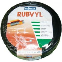 MANG.RUBVIL 105234/19MM GOMA NEGRA R/50M