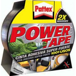 PATTEX POWER TAPE 1669710 50X25 GRIS