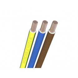 HILO LINEA FLEXIBLE AZUL 1X1,5