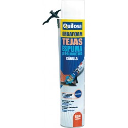 ESPUMA ORBAFOAM TEJAS MANUAL 40410-750ML