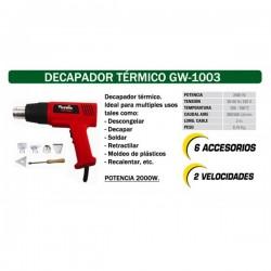 DECAPADOR GW1003 2000W 300-500 L/M